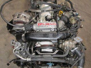 4runner hilux surf turbo diesel engine manual trans ecu jdm 2l te Toyota Diesel Swap Toyota 2LT