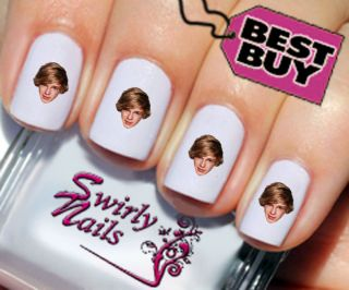 20 cody simpson nail art transfer decal stickers 123 from united