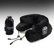 Evolution Travel Pillow / COLOR BLACK / COMFORTABLE TRAVELING / TRAIN