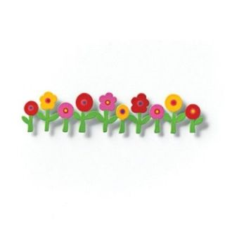 Flower Garden Border Magnet (1746 2 Embellish Your Story)