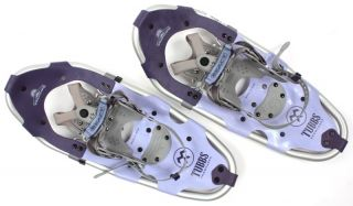 Newly listed TUBBS VENTURE 21 Snowshoes Womens Pair Snow Shoes NEW