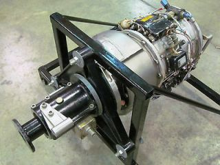 Garrett JFS 100 Turboprop Gas Turbine Jet Engine Light Sport Aircraft
