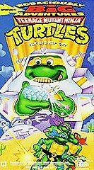 Teenage Mutant Ninja Turtles   The Big Rip Off VHS, 1993
