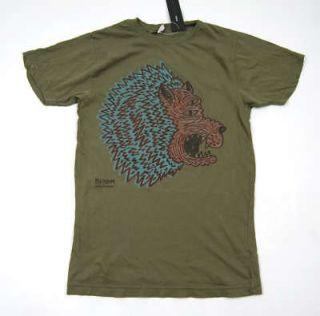 marc jacobs teenwolf teen wolf green t shirt large nwt
