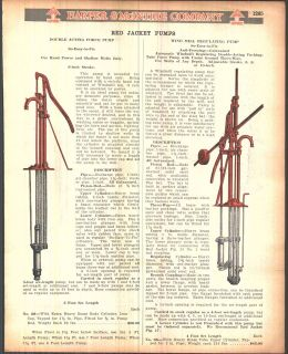 Jacket Water Windmill Force Top Lift Pump Color Advertisig Universal