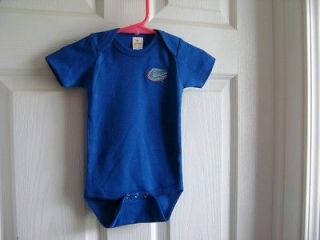 University of Florida Gators Baby One Piece 6 12 Months   NWOT