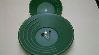 14 Green Gold Pan 14 Gold Pan 10 Gold Pan Prospecting Pan for Gold