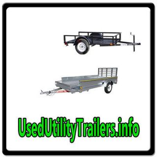 Used Utility Trailers.info WEB DOMAIN FOR SALE/INDUSTRIAL FARM