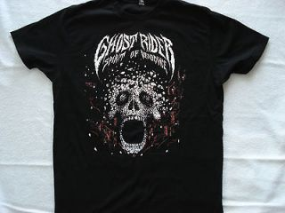shirt size large skull ghost rider spirit of vengeance