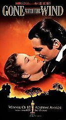 Newly listed Gone With the Wind (VHS, 1998, Digitally Re Mastered)