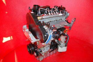 JETTA TDI 2.0 DIESEL ENGINE CBE ENGINE CODE (Fits Volkswagen)