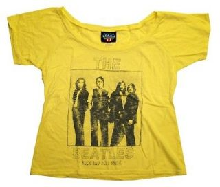 vintage rock and roll t shirts in Clothing,