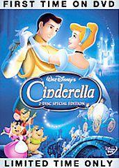 newly listed walt disney s cinderella dvd 2005 2 disc