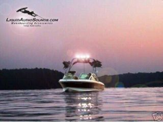 Infinity 6000m 6 450w max wakeboard tower boat stereo marine speakers wakeboard tower boat light bar marine lights aloadofball Gallery