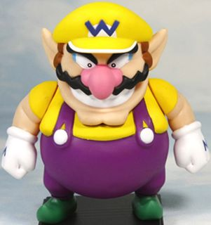 newly listed super mario bros wario 5 figure toy from