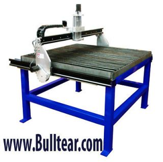 BTA CNC Plasma Table 4x4 with water tray DTHC inlcudes shipping