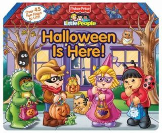 Fisher Price Little People Halloween is Here by Readers Digest
