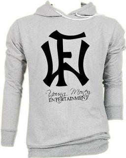 Lil Wayne logo Young Money Rapper Hip Hop Grays HOODIE JUMPER S,M,L