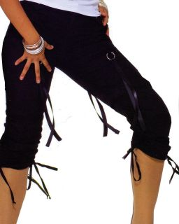 Action Black Dance Costume Pants Jazz Tap Modern Hip Hop Fashion