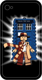 Lego Dr Who iPhone Skin (Sticker) for iPhone 5, 4, 4s, 3G & 3GS