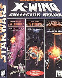 Star Wars X Wing    Collector Series (P