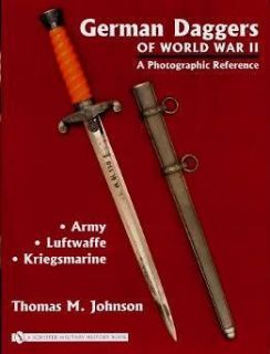german daggers wwii book vol 1 ww2 army luftwaffe more