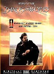 Dances with Wolves DVD, 1998, THX Digitally Mastered