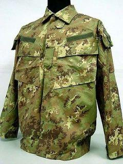 italian airsoft digital camo woodland bdu uniform set more options