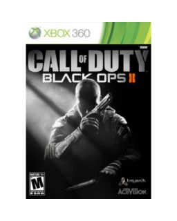 call of duty black ops 2 ii for xbox 360