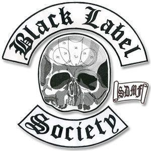 black label society patches in Entertainment Memorabilia