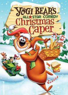 Yogi Bears All Star Comedy Christmas Caper DVD, 2010