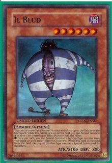 Yugioh cards Zombie Budget Deck #10   Ryu Kokki   Paladin Of The