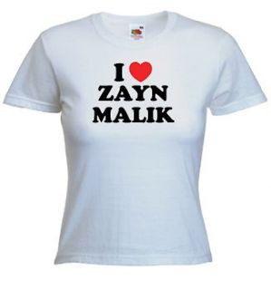 zayn malik shirt in Clothing,