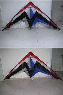 Fashion Dual Line Kite 118 2 Line Stunt Kite Carbon Rod Outdoor Sport