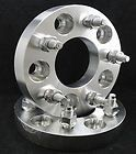 chevy gmc 5lug wheel spacers 1 adapters 5x4 75