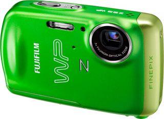 Fuji FinePix Z33WP 10 0 Megapixels 3X Optical Zoom Digital Camera