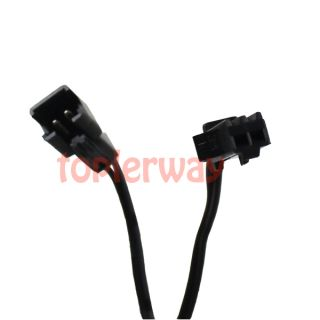 10ft 10Color 2.3mm diameter Tron Neon Glow Rope EL Wire Light + 3V
