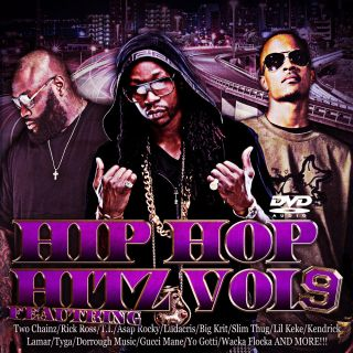 Music Video DVD Mix Future 2 Chainz Rick Ross Ludacris More