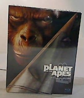20th Century Fox Planet of The Apes 5 Film Collection Blu Ray DVD Set