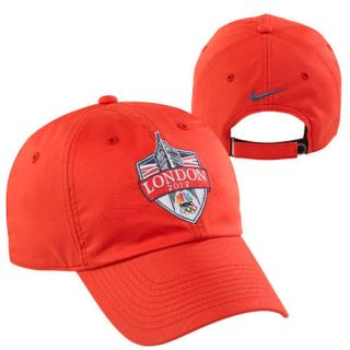 2012 London Olympics NBC Nike Dri Fit Cap Hat New Worldwide Shipping