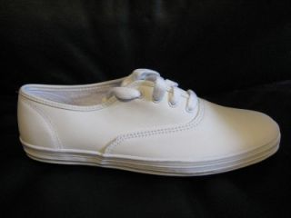 Brand New Keds $47 99 Champion 2K Oxford Leather White Shoe Sneaker