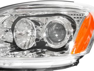 04 07 Lancer Chrome Xenon HID Headlights Free SHIP New