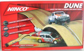NINCO 10506 DUNA DUNE OFF ROAD 1/32 SLOT CAR TRACK KIT   BRAND NEW