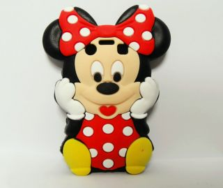 3D Mickey Mouse Silicone Soft Case Cover for Blackberry Bold 9700 9780