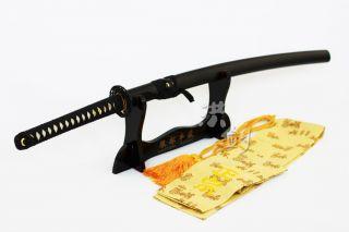 40 Handmade Full Tang Crane Katana Samurai Sword Carbon Steel Blade