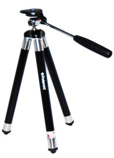 Polaroid 42 Travel Tripod Includes Carrying Case for Digital Cameras