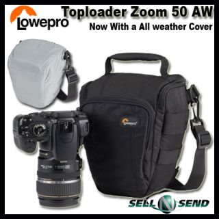 Lowepro Toploader Zoom 50 AW Black Digital Camera Bag