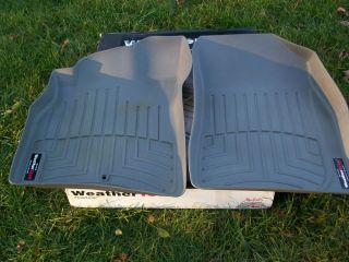 WeatherTech 461451 Floor Mat   Chevy HHR (Fits Chevrolet HHR)