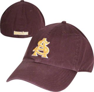 Arizona State Sun Devils 47 Brand Franchise Fitted Hat
