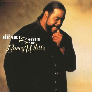 Barry White Heart Soul of Barry White